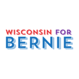 Wisconsin for  Bernie