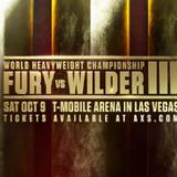 Fury vs Wilder fight tv